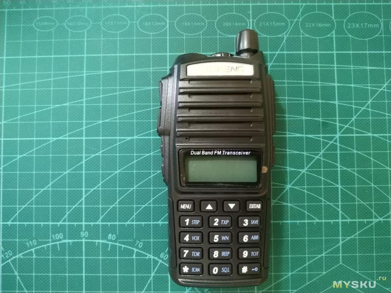 Универсальная рация Baofeng UV-82