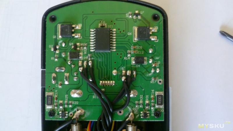 Умное зарядное устройство-тестер LiitoKala Engineer Lii-260 для литий-ионных аккумуляторов 18650.
