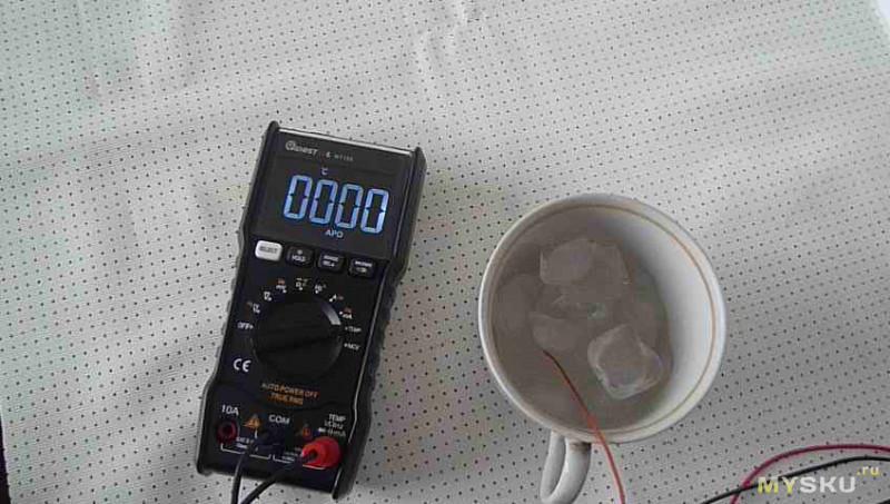 Новинка от MUSTOOL-карманный мультиметр МТ109 c инверсным экраном EBTN. Функция детектора скрытой проводки, измерения температуры.