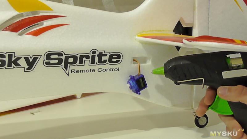 РУ модель - Sky Sprite F3D