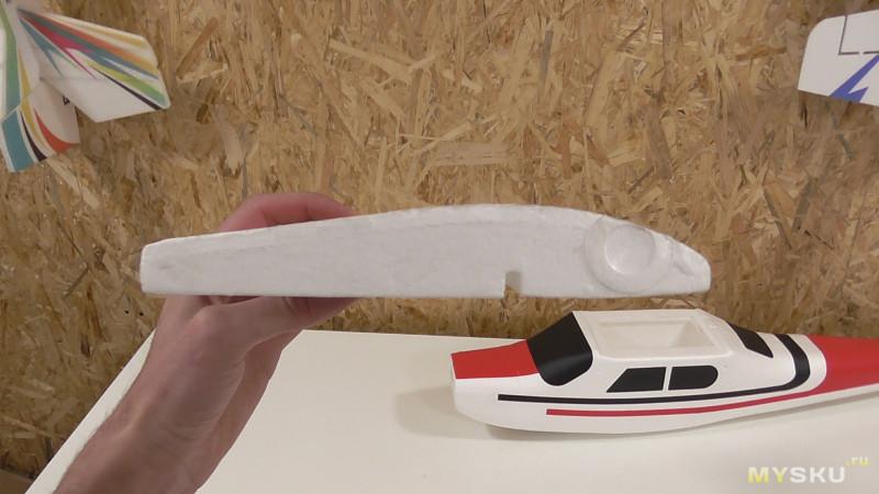 РУ модель самолета - Cessna 182