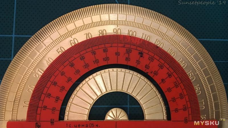 Измерительные инструменты из латуни