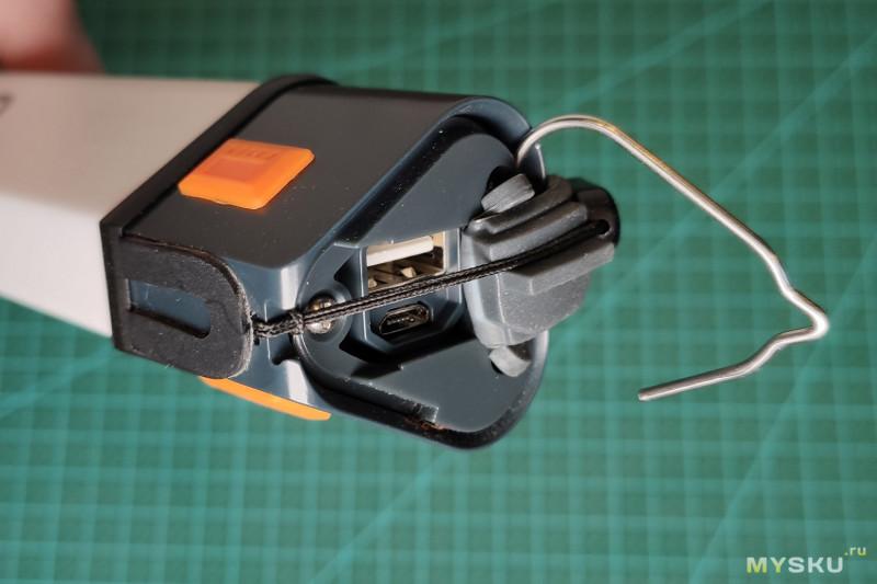 Alfawise AL M1 Plus кемпинговый фонарь с Gearbest.