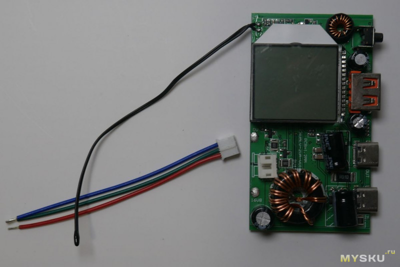 KIT Повербанк Power Delyvery 100W, max 130W!!! QC3.0 PD FCP SFCP MTK и т.д.