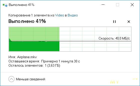 HDD корпус USB 3,0  Type-C который смог.