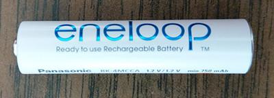 Аккумуляторы AAA Panasonic BK-4MCCA8BA eneloop 8 Pack (AAA) 2100 Cycle NiMH Cell