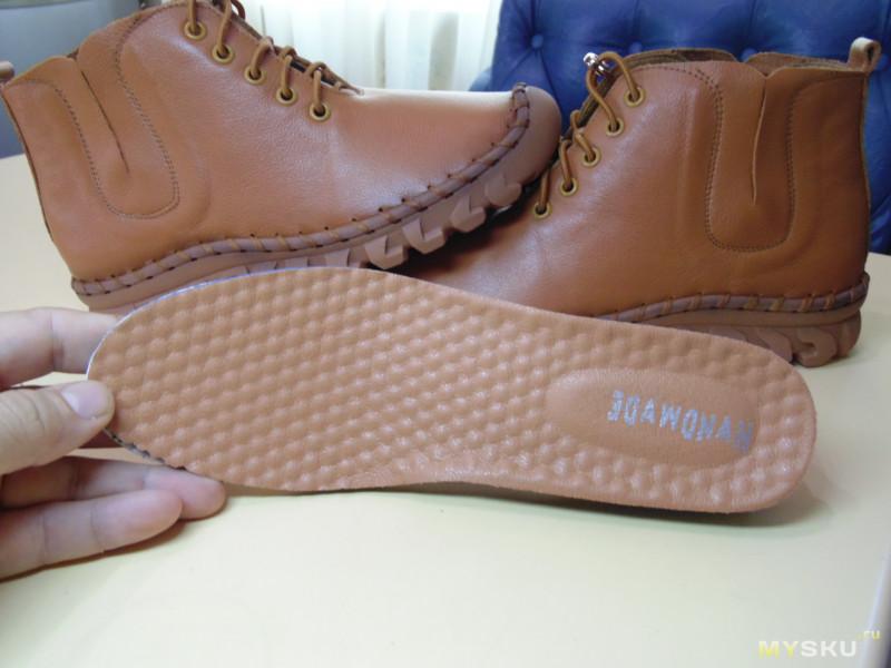 Осенние женские ботинки