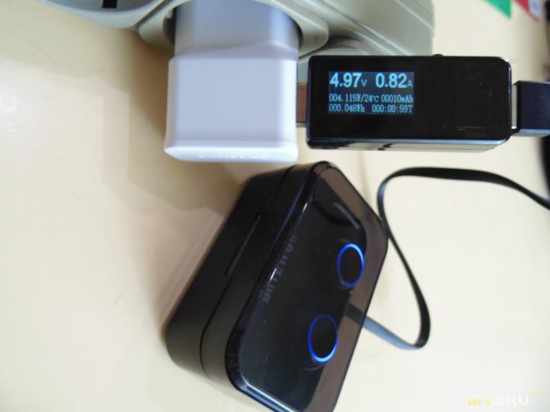 Беспроводные наушники BlitzWolf BW-FYE3 с сенсорным управлением