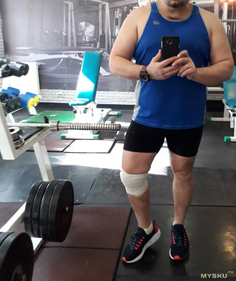 Недешёвые «беговые» кроссовки Li-Ning  модель LN-ARC 2019