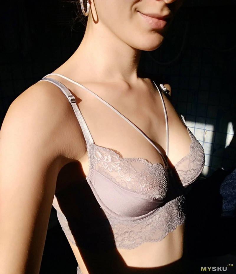 Необычное прозрачное белье
