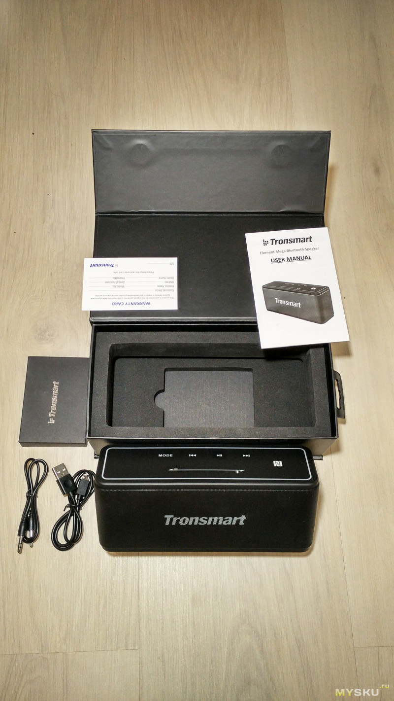 Портативная Bluetooth колонка Tronsmart Element Mega