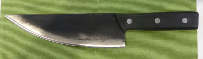 XYj заготовка для ножа шефа или миниобзор большого ножа.