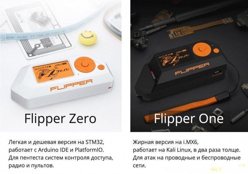 Тамагочи для хакера - Flipper Zero