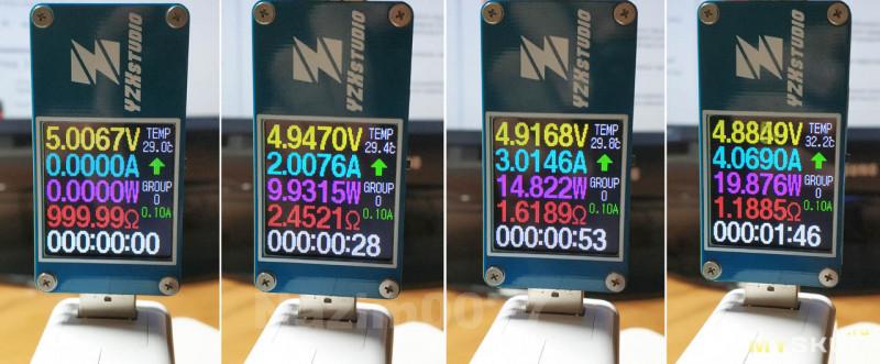 Зарядное устройство Suntaiho QC3.0 Single USB EU Charger. Взглянем, что же внутри.