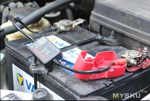 Battery Monitor 2 - модуль удаленного контроля за состоянием аккумулятора автомобиля - 18.82$