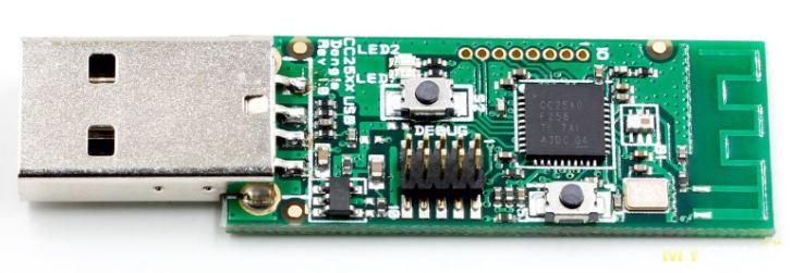 Снижение цены на трансмитер-снифер на базе СС2540 - 3.99$