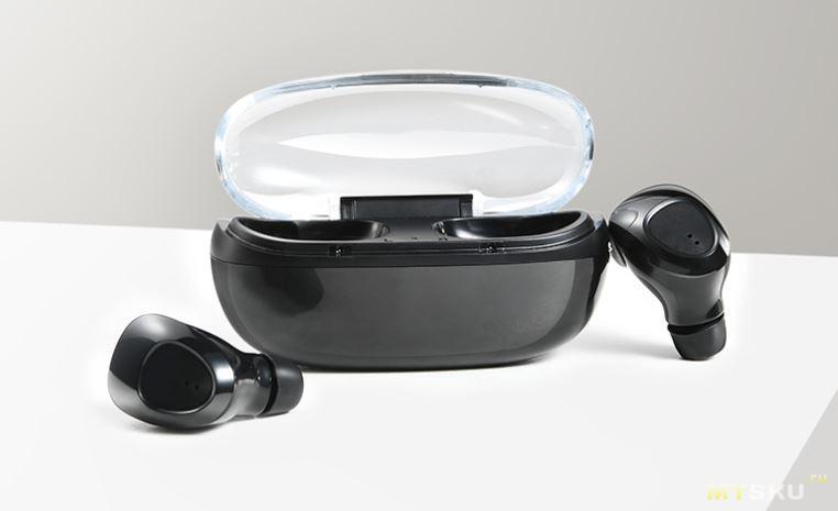 TWS наушники FIVI (С1) FE625 с купоном теперь за 9.85$