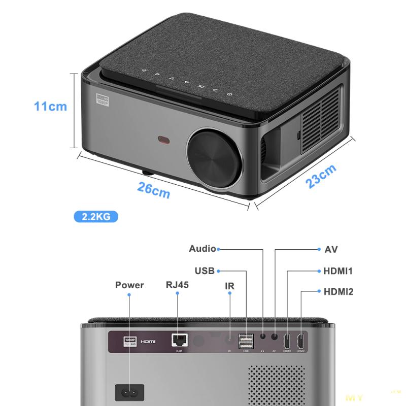 Акция на проекторы Rigal RD813 (A)/ RD850 (A)/ RD828