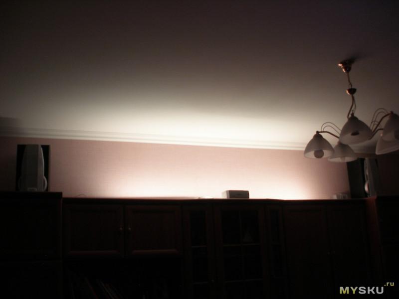 Декоративная «умная» лента Xiaomi YEELIGHT LIGHTSTRIP PLUS.