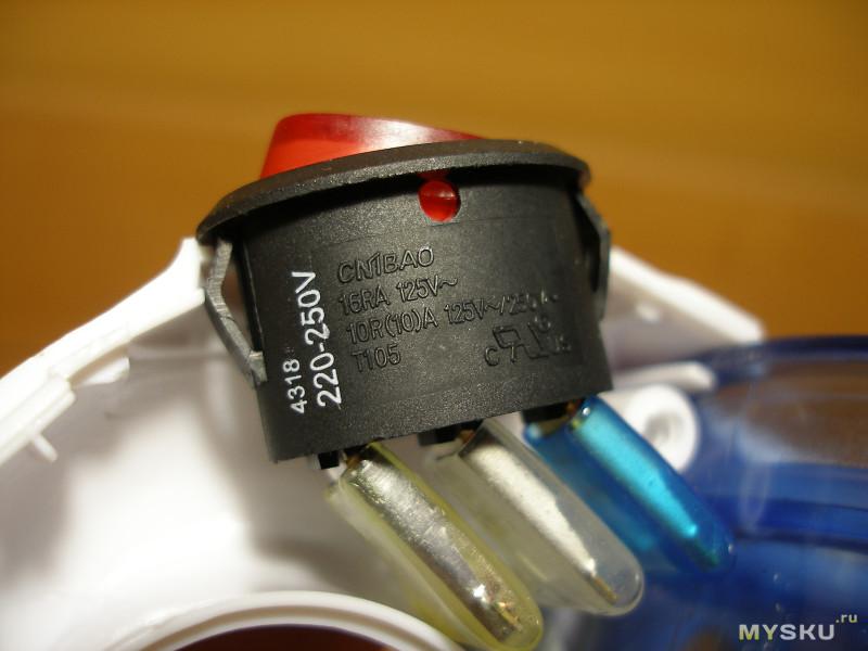 Бытовой отпариватель AUGIENB мощностью 700W.
