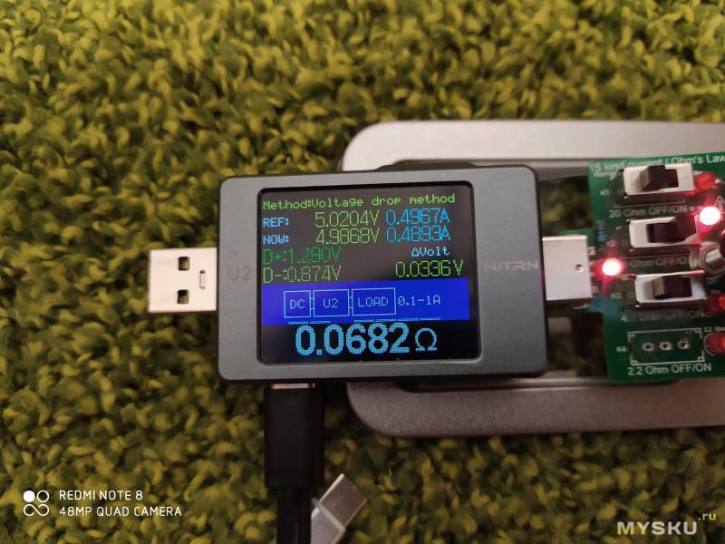 Зарядное устройство ORICO QC3.0   18 Вт