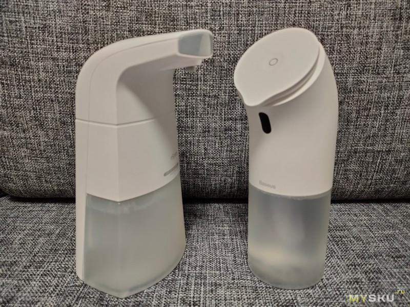 Автоматический дозатор для мыла Baseus ACXSJ-A02 - новинка от Baseus.