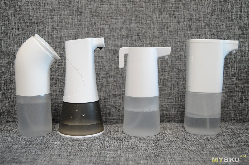 Автоматический дозатор для мыла Xiaowei X1S. (Новинка)