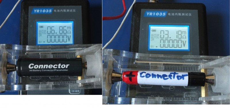 Набор Soshine IFR14500-700 (4 шт.) + Connector (2 шт.). Новый дизайн, отказ от блистера