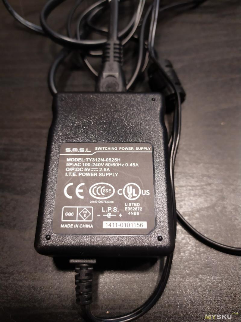 ЦАП SMSL M8A честный обзор с измерениями AudioPrecision.