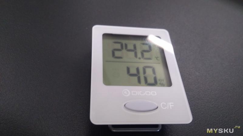 Digoo DG-TH1130 термометр-гигрометр