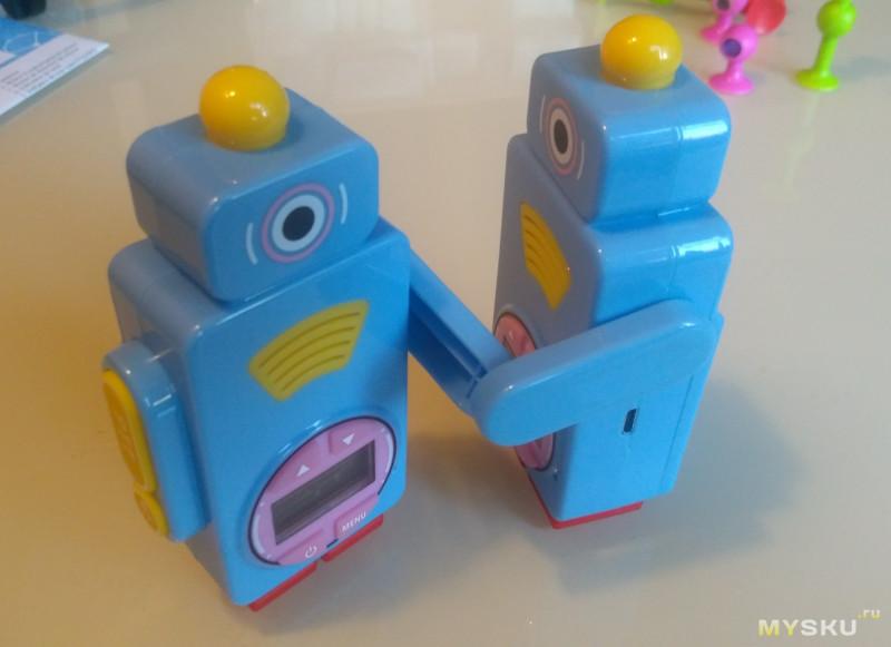 Retevis RT36 Пара не совсем игрушечных детских раций 0,5 Вт