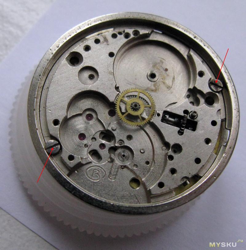 """Часы """"Восток"""" 2414.А или легенда изнутри."""