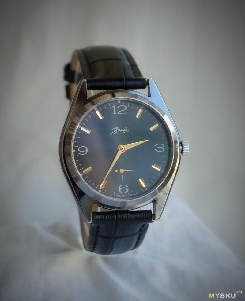 Часы ЗИМ 2602. Элегантный футуризм.