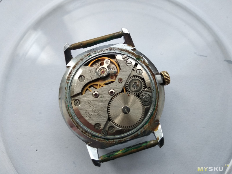 """Часы """"Ракета"""" 2609.НА или бессмертный шедевр 70-х."""