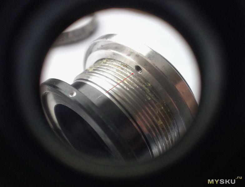 Объектив Индустар-50 М39/1 45,2 мм или вторая жизнь советской оптики.