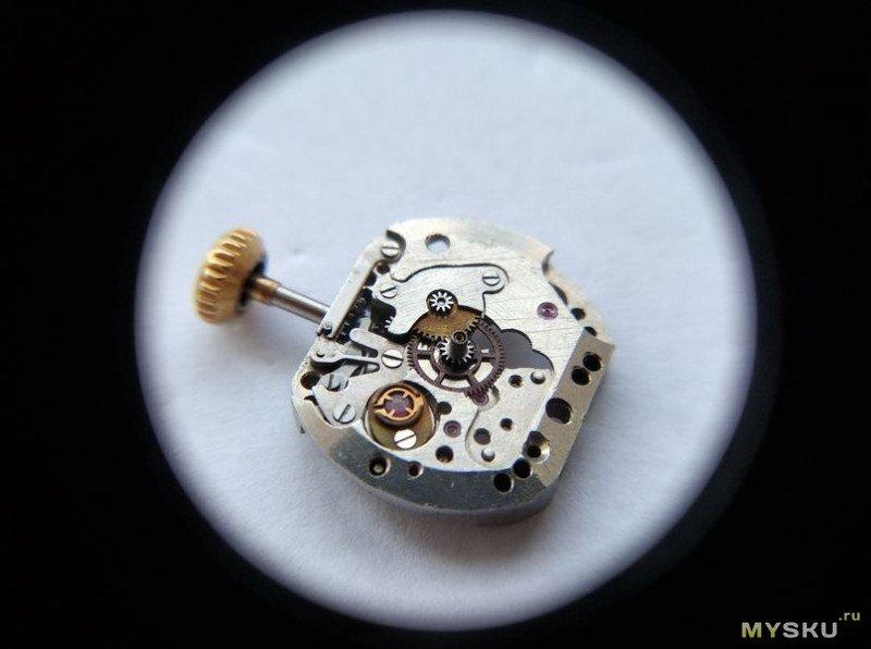 """Часы Заря калибр 1509 или """"Даже если ты маленький, то всё равно способен на большое!"""""""