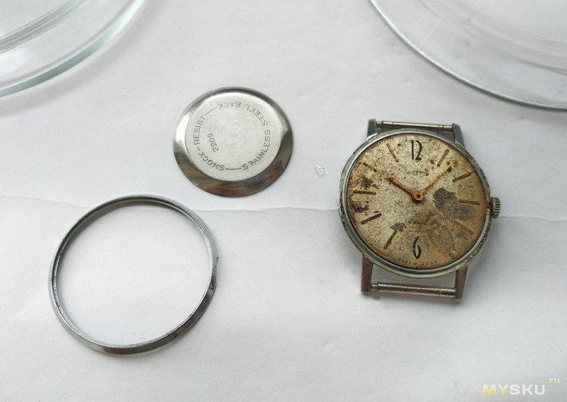 """Часы Восток калибр 2209 или """"Восток - дело тонкое!"""""""
