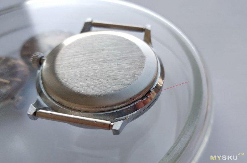 """Часы """"Слава"""" 2414, 21 камень или  минимализм в стиле bauhaus."""