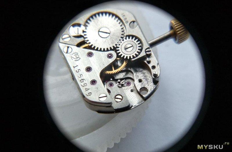 """Часовой механизм Слава 1600 17 камней, репассаж или """"О том, что было вначале""""."""