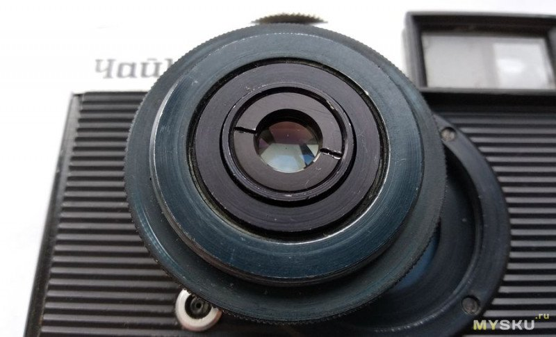 """Фотоаппарат """"Чайка-2М"""". Ремонт с частичной разборкой."""