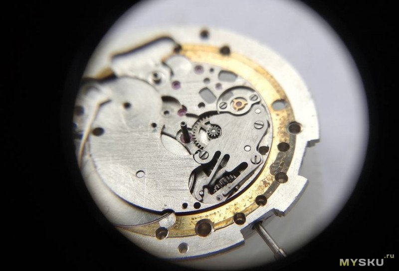 """Часы """"Восток"""" калибр 2428 17 камней, или """"Orient"""" по-советски."""