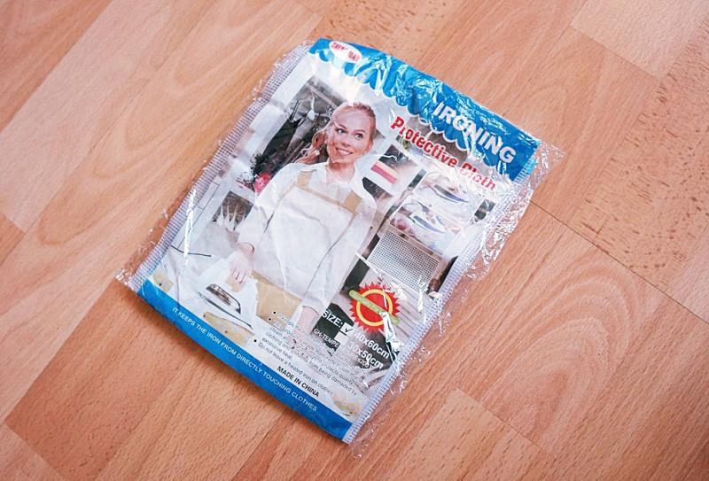 Подкладка для глажки одежды