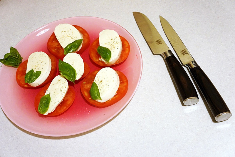 Набор из 6 кухонных ножей