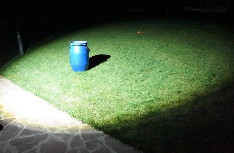 Яркий переносной фонарь ARILUX на 20W