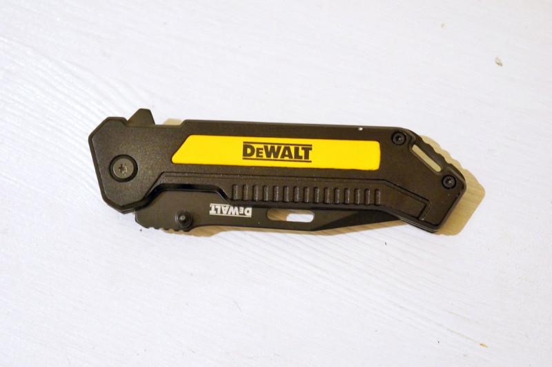Складной нож DEWALT DWHT10272