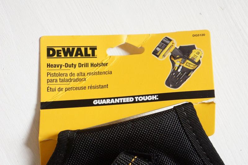 Кобура DeWalt DG5120 для шуруповерта (и не только)