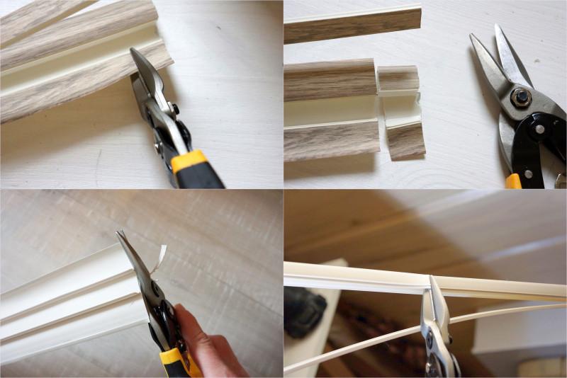 Комплект ножниц по металлу DEWALT DWHT14676 (3шт)