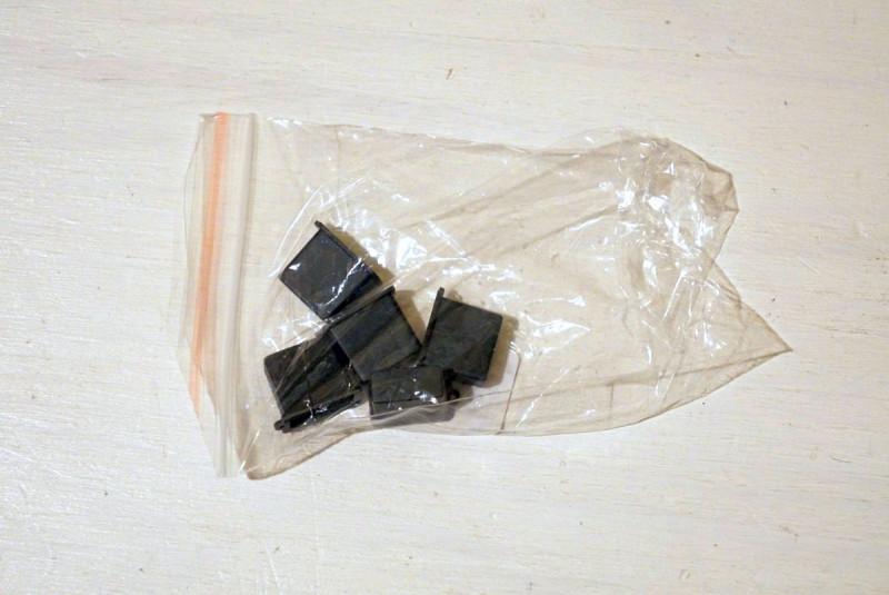 Колпачки для USB разъемов (5 шт.)