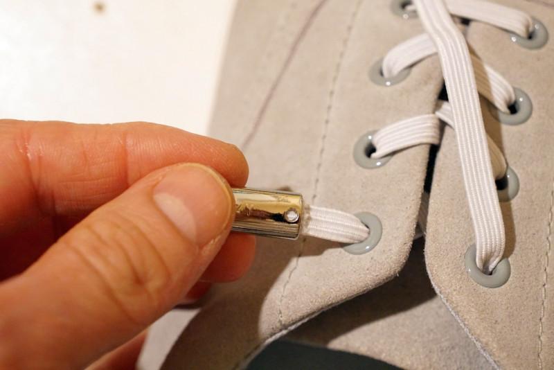 Шнурки с магнитными застежками
