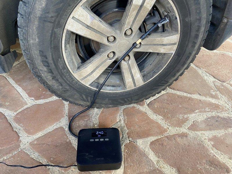 Быстросъемный штуцер для автомобильного насоса. Версия вторая